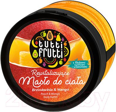 Купить Масло для тела Farmona, Tutti Frutti Персик и Манго (200мл), Польша