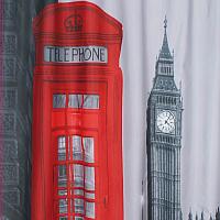 Шторка-занавеска для ванны Brimix Лондон 02-02 -