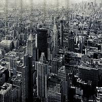 Шторка-занавеска для ванны Brimix Нью Йорк 02-12 -