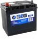 Автомобильный аккумулятор Edcon DC60510L (60 А/ч) -