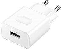 Зарядное устройство сетевое Huawei Quick Charger AP32 + кабель Type microUSB (белый) -