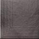 Ступень Opoczno Solar Graphite Steptread Corner Structure OD912-018-1 (300x300) -
