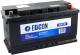 Автомобильный аккумулятор Edcon DC90720R (90 А/ч) -