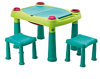 Парта+стул Keter Creative Play Table -