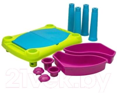 Развивающий игровой стол Keter Creative Play Table