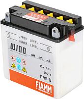 Мотоаккумулятор Fiamm FB9-B / 7904441 (9 А/ч) -