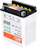 Мотоаккумулятор Fiamm FB14-A2 / 7904451 (14 А/ч) -