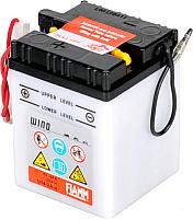 Мотоаккумулятор Fiamm 6N4-2A-4 / 7904464 (4 А/ч) -