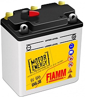 Мотоаккумулятор Fiamm 6N6-3B / 7904465 (6 А/ч) -