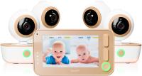 Видеоняня Ramili Baby RV1300X4 -