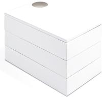 Шкатулка Umbra Spindle 308712-660 (белый) -