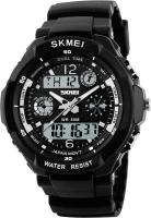Часы наручные детские Skmei 1060 (черный) -