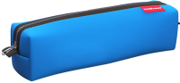 Пенал Erich Krause Квадро Mini Neon Blue / 47435 -