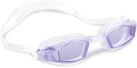 Очки для плавания Intex Free Style Sport Googles / 55682 (фиолетовый) -