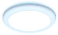 Точечный светильник Ambrella DCR310 10W+4W 4200K/6400K 85-265V D120*35 -