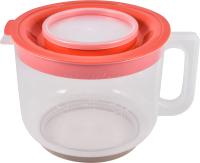 Чаша для миксера Plast Team PT1360 (коралл) -