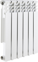 Радиатор биметаллический Rommer Optima Bm 500 (16 секций) -