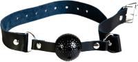 Кляп-шар ToyFa Theatre / 708011 (черный) -