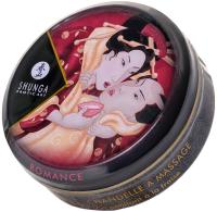 Эротическое массажное масло Shunga Romance клубника и шампанское / 274608 (30мл) -