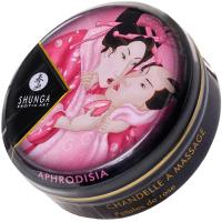 Эротическое массажное масло Shunga Romance роза 274600 (30мл) -