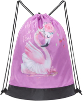 Сумка для обуви Grizzly OM-004 (розовый) -