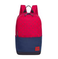 Рюкзак Grizzly RQ-921-5 (красный/синий) -