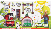Железная дорога игрушечная Darvish Ферма / DV-T-2247 -
