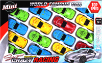 Набор игрушечных автомобилей Darvish Машинки mini / DV-T-767-16 -