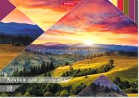 Альбом для рисования Erich Krause Краски природы / 49838 -
