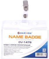 Бейдж Darvish DV-1479 -