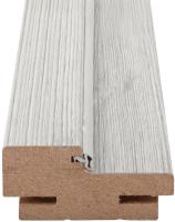 Коробка Юни Двери Бона телескопическая 26x75x2070 (лиственница сибиу) -