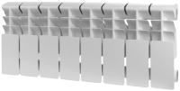 Радиатор биметаллический Rommer Plus 200 (3 секции) -