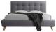 Полуторная кровать Signal Sevilla 140x200 (серый) -