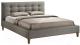 Двуспальная кровать Signal Texas 180x200 (серый) -