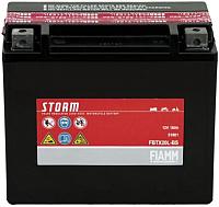 Мотоаккумулятор Fiamm FBTX20L-BS / 7904492 (18 А/ч) -