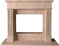Портал для камина Glivi Арден 150x60x119 Rosa Perlino (розовый) -