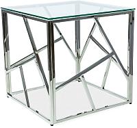 Журнальный столик Signal Escada B (хром) -
