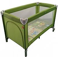 Игровой манеж Carrello Piccolo CRL-11501 (Sunny Green) -