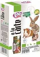 Лакомство для грызунов Lolo Pets LO-71017 (60г) -