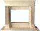 Портал для камина Glivi Арден 150x60x119 Crema Marfil (слоновая кость) -