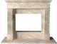 Портал для камина Glivi Арден 150x60x119 Breccia Sardo (темно-бежевый) -