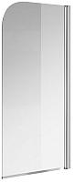 Стеклянная шторка для ванны Cersanit Easy 140x70 / S623-001 -