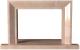 Портал для камина Glivi Дора 115.5x10x72.5 Rosa Perlino (розовый) -