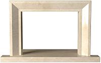 Портал для камина Glivi Дора 115.5x10x72.5 Crema Marfil (слоновая кость) -