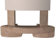 Портал для камина Glivi Дорис 127x127x88.5 Rosa Perlino (розовый) -