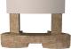 Портал для камина Glivi Дорис 127x127x88.5 Emperador Light (светло-коричневый) -