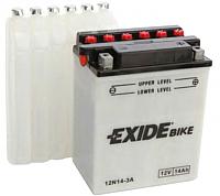 Мотоаккумулятор Exide 12N14-3A (14 А/ч) -