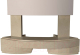 Портал для камина Glivi Дорис 127x127x88.5 Crema Marfil (слоновая кость) -
