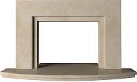 Портал для камина Glivi Леон 140x27.5x82.5 Crema Marfil (слоновая кость) -