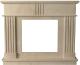 Портал для камина Glivi Лондра 130x30x110 Crema Marfil (слоновая кость) -